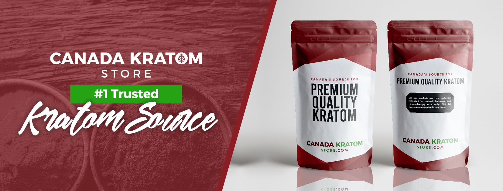 Canada Kratom Store #1 Trusted Kratom Source